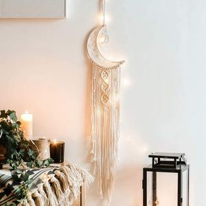 Unlisted Accents - Macrame Wall Hanging Decor